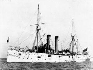 USS Montgomery (C-9) - USS Montgomery (C-9)