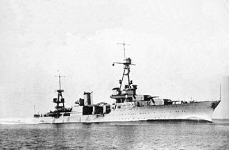 USS Northampton (CA-26) - Northampton in 1930.