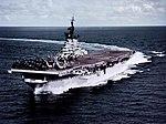 USS Philippine Sea (CVA-47) underway at sea on 9 July 1955 (80-G-K-18429).jpg