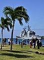 USS Port Royal departs Pearl harbor 110624-N-RI884-082.jpg