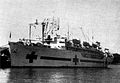 USS Repose (AH-16) in port c1951.jpg