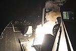 USS Ross 2017 Shayrat strike 2 170407-N-FQ994-135.jpg