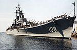 USS Salem (CA-139) at Toulon, France, 18 June 1951 (80-G-K-11921).jpg