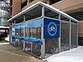 US 36 & Table Mesa Station Bike-n-Ride Shelter, corner view.jpg