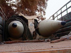 United Nations Security Council Resolution 707 - Iraqi weapons that were ordered to be destroyed