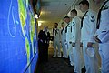 US Navy 101012-N-6736S-012 Sailors assigned to the guided-missile submarine USS Georgia (SSGN 729) tour CNN studios during Atlanta Navy Week 2010.jpg