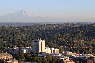 University of Washington Medical Center Hospital in Washington, United States