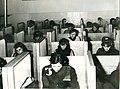 Uciteljska skola u Negotinu, U laboratoriji za strane jezike.jpg