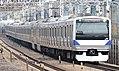 Ueno tokyo line E531.JPG