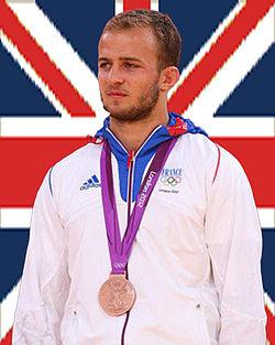 Ugo Legrand 3ème aux Jeux Olympique de Judo à Londres 2012 2.jpg