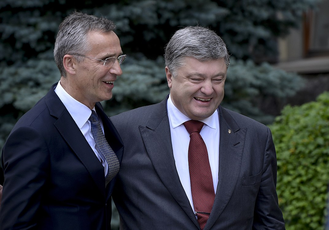 Ukraine – NATO Commission chaired by Petro Poroshenko (2017-07-10) 02.jpg