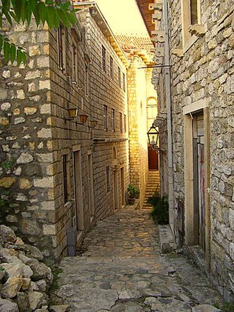Ulcinj - The old town of Ulcinj