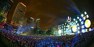 Ultra Music Festival - Ultra 2014 mainstage