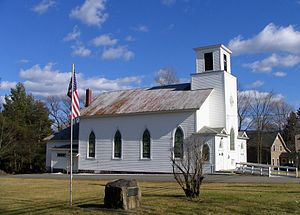 Bloomingdale, New York - The United Methodist Church in Bloomingdale