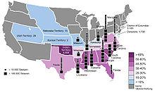 Esclavage Aux 201 Tats Unis Wikip 233 Dia