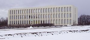 University of Iceland - Lögberg, home to the Faculty of Law