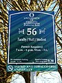 University of Oregon Parking Lot -56 Sign (40837194932).jpg