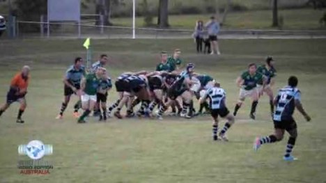 File:University vs Maroochydore round 9 2014.ogv
