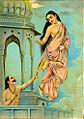 Urvashi-Pururavas by RRV.jpg