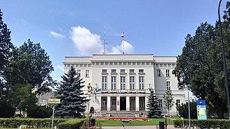 Tomaszów Mazowiecki - City Hall