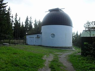 Kleť Observatory astronomical observatory in the Czech Republic
