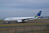 V5-ANP - A332 - Air Namibia
