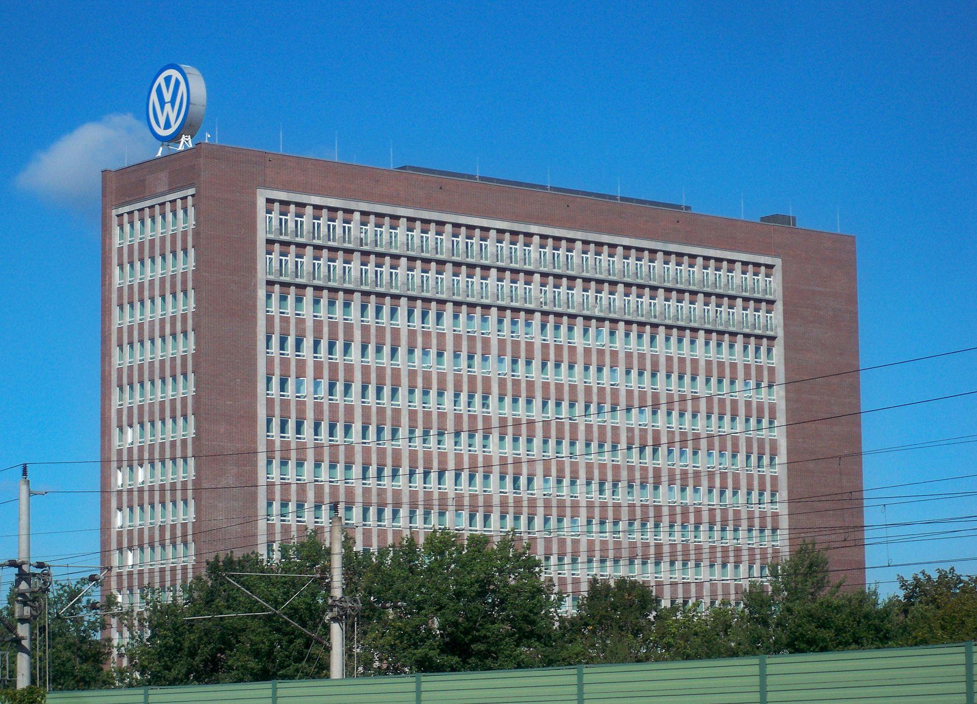 VW-Verwaltungshochhaus – Wikipedia