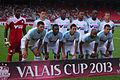 Valais Cup 2013 - OM-FC Porto 13-07-2013 - OM 1.jpg