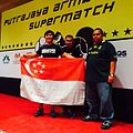 Valen Low at the Putrajaya Armwrestling Supermatch 2014.jpg