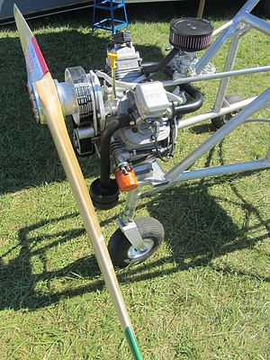 Backyard Flyer Ultralight valley engineering backyard flyer - wikipedia