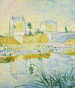 Van Gogh - Die Seine mit der Pont de Clichy.jpeg