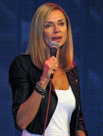 Vanessa Angel - Angel in 2009