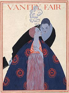 Vanity Fair cover by Georges Lepape 1919.jpg