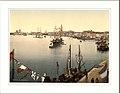 Venice harbor Venice Italy.jpg
