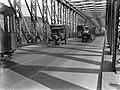 Verkeer op de Rotterdammer brug in Rotterdam, Bestanddeelnr 189-0490.jpg