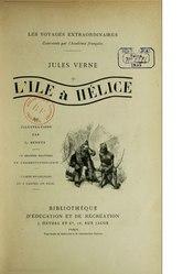 Jules Verne: L'Île à hélice