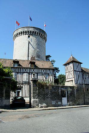 Vernon, Eure - Image: Vernon Tour des Archives 03