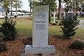 Veterans Memorial Park, Reidsville, World War I memorial.jpg
