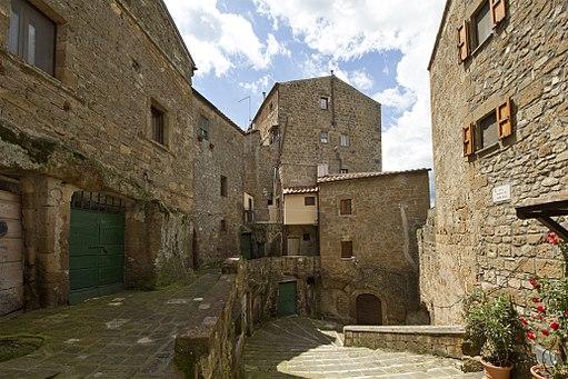 Via Porta di Sovana, Pitigliano