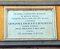 Vicchio, lapide su casa dell'angelico.jpg
