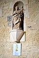 Vierge à l'enfant (XVIIe) dans l'église Saint-Pierre de Lasson.jpg