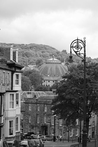 Buxton - Corbar Hill and the Dome