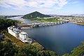 View from Inuyama Castle Tenshu, Inuyama 2014.jpg
