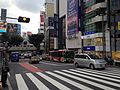 View from Miyamasuzaka-Shita Crossroads (west).JPG