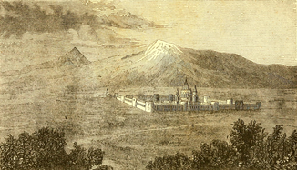 View of Ararat and the Monastery of Echmiadzin.png