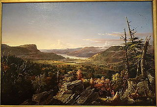 View of Greenwood Lake, New Jersey