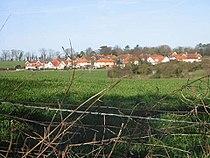 View of Woolage Village, Kent.jpg