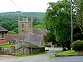 View over All Saints' church, Longhope - geograph.org.uk - 1355487.jpg