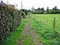 View towards Elham along Cock Lane - geograph.org.uk - 1034328.jpg