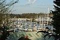 Viewpoint at Bursledon, Hampshire - geograph.org.uk - 1740398.jpg